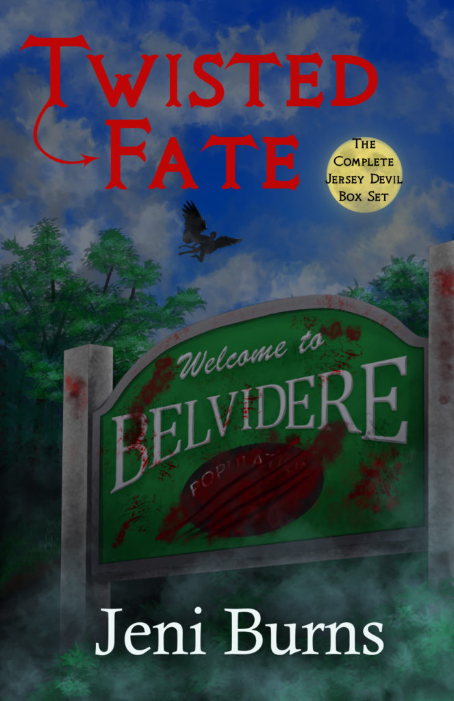 All your favorite Jersey Devil Novellas in one package with a bonus novella prequel!